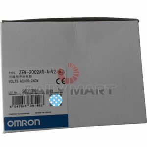 Brand New In Box Omron Zen 20c2ar a v2 Programmable Relay