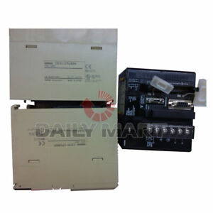 New Omron Automation Safety Cs1h cpu65h Cpu 60k Programmable Logic Controller