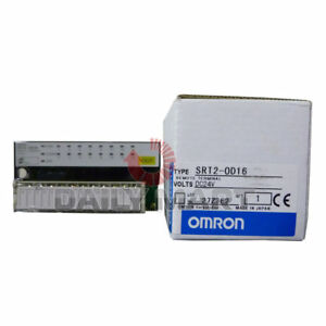 Omron Automation And Safety Srt2 od16 Din Rail Terminal Blocks 16pt Output Npn