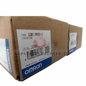 Omron Automation Cqm1 pro01 e Programming Console Unit Hand held W 2m Cable Plc