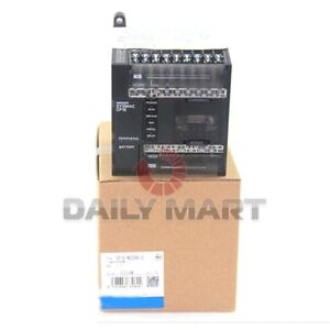 Omron Programmable Logic Controller Cp1e n20dr d Cp1en20drd Plc New In Box