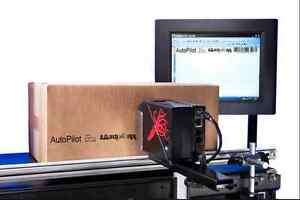 New Squid Autopilot Single Head Non porous Hi resolution Ink Jet Printing System