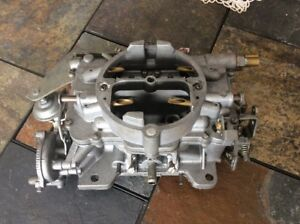 Nos Carter Afb Carburetor g8 4660s For Late 68 Or Early 69 Amx Javelin 290 4spd