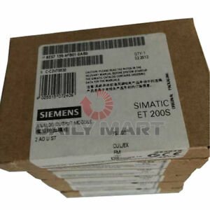 New In Box Siemens 6es7135 4fb01 0ab0 Simatic Dp Electronic Module For Et200s