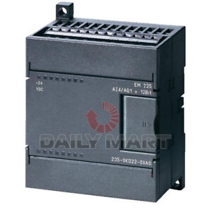New Siemens 6es7 235 0kd22 0xa0 Simatic S7 Extension Expansion Module