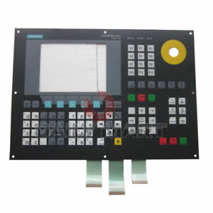 Siemens 802s Membrane Keypad Mechanical Replacement Plc New