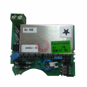 Siemens New 6dr4004 8j Plc Plug in Iy Module For Analogue Current Output