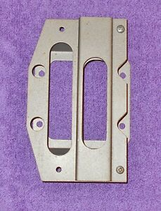 1964 1 2 1965 1966 Mustang Fastback Coupe Gt Conv Orig A T Console Shifter Plate