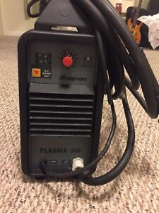 Snap On Plasma 30i Plasma Cutter