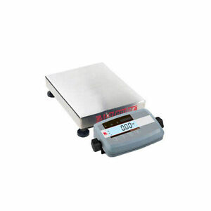 Ohaus D51P300HX5 Defender 5000 Bench Scale Cap 300kg Read 20g 3YR Warranty