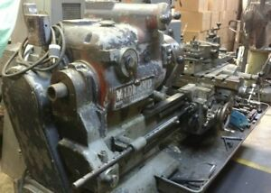 Midland Lathe For Metal Working War Finish Machine