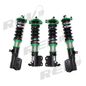 Rev9 Power Hyper Street 2 Coilovers Lowering Suspension For Toyota Corolla 88 02