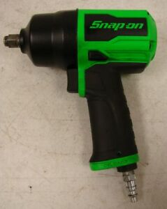 Snap On Pt850g 1 2 Super Duty Air Impact Wrench Pt850 Green