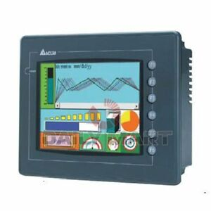 Delta New Dop a80thtd1 Plc ac6 8 Tft Lcd Hmi Touch Screen Display