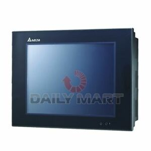 Delta New Dop b08e515 Plc ac6 8 Hmi Touch Screen Panel Display