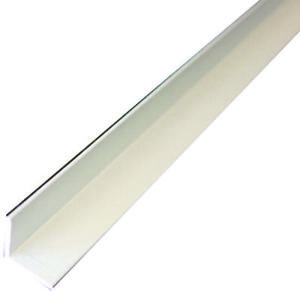 M d 61192 Equal Leg Angle 1 1 2 In Leg X 1 8 In T 72 In L Anodized Aluminum