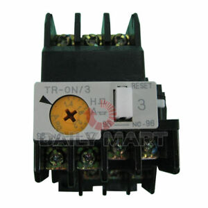 New Fuji Tr on 3 9 13a Thermal Overload Relay