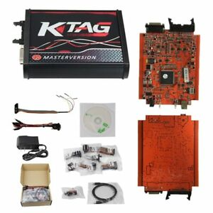 Obd2 Manager Tuning Kit Master Version Ktag V7 020 Car Ecu Programmer Tool U