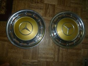 72 75 76 77 78 79 80 Mercedes 450slc Wheel Cover 107 Type 450sl 450slc oem