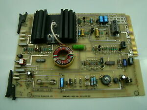 Honeywell Switching Regulator Board 30733155 001