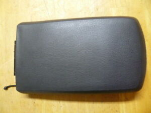 03 04 05 06 Ford Expedition Center Console Lid Cover Armrest Arm Rest Oem