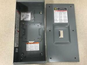 Square D Fa100f Circuit Breaker Enclosure 100a new