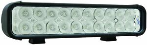 Vision X Xmitter 12 20 3 Watt Led Flood Beam Light Bar 12v 24v Dc
