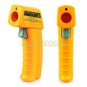 Fluke59 Laser Temperature Gun Ir Infrared Thermometer Sight 18 275 0 525 f