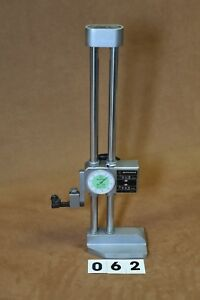 Mitutoyo 0 To 12 Inch Twin Beam Dial Height Gage 192 116 Japan
