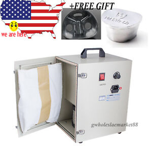 Metal Adjustable Suction Dental Vacuum Dust Collector Dust Collecting Machine