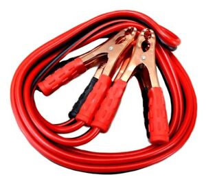 12 Ft 10 Gauge Booster Cable Jumping Cables Power Jumper Starter Auto Bu 20981au