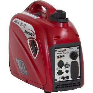 New Powermate Pm2000i 2000 watt Portable Gas Inverter Generator Fast Shipping