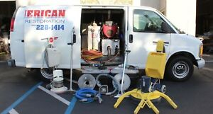 Used Carpet And Tile Cleaning Stone Restoration And Complete Truck Mount Unit