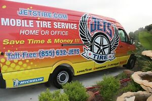 Mobile Tire Business For Sale 50000 Include A 2016 Sprinter Van