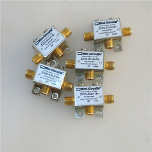 1pc Mini circuits Zx05 63lh s 750 6000mhz Sma Rf Coaxial Mixer