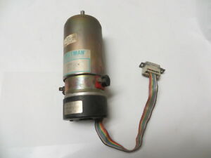 Pittman 14204c223 Servo Dc Motor With Encoder 30 3 Volts Dc New