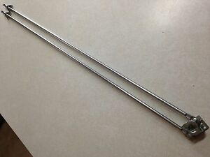 Free Shipping Truck Cap Parts Closing Rods 36 Inch Cut To Length