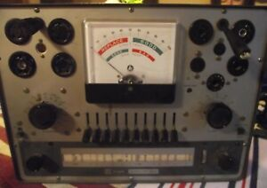 Allied Radio Knight Kg 600b Tube Tester