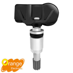 Orange Electronic Replacement Sensor Valve For P429 Tpms P451 Tpms