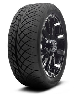 4 New Nitto Nt420s 117h Tires 2755520 275 55 20 27555r20