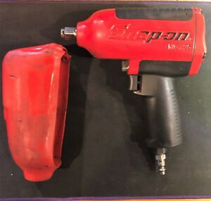 Snap On Mg725 1 2 Dr Heavy Duty Impact Wrench Magnesium Housing 810 Lb Torque