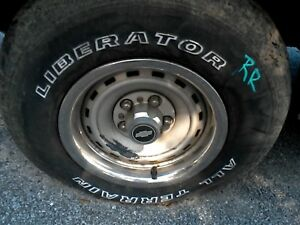 76 95 Gmc Chevy 2500 10 20 Van 15 Rally Wheel Rim 79 80 81 82 83 84 85 86 87 88
