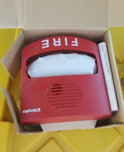 Simplex 4903 9418 22 29v Fire Alarm Horn With Strobe 0626587