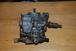 Z1 Holley Carburator Carb 4694 2 3248 1960s Ford Mustang Falcon 1940 Style