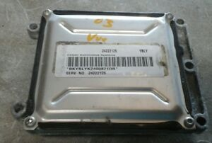 03 05 Saturn Vue Tcu 24222126 Transmission Computer Unit 24222126
