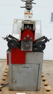 Victaulic Ve 414 Hydraulic Roll Groover 2 To 16 Self Powered And Dies