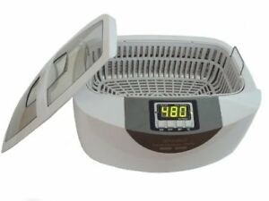 Isonic P4820 ce wpb Commercial Ultrasonic Cleaner 2 5l White Color
