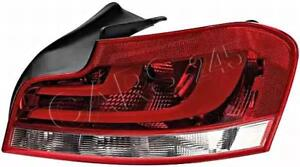 Hella Dark White Red Led Tail Light Rear Lamp Right Fits Bmw E88 E82 2007