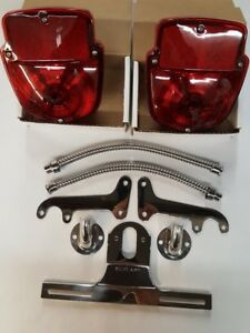 1955 1956 Ford Truck Ford Pickup Tail Light Kit