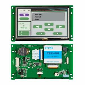 Stone Smart Tft Module Electronic 5 Inch Touch Screen Displays Control Board
